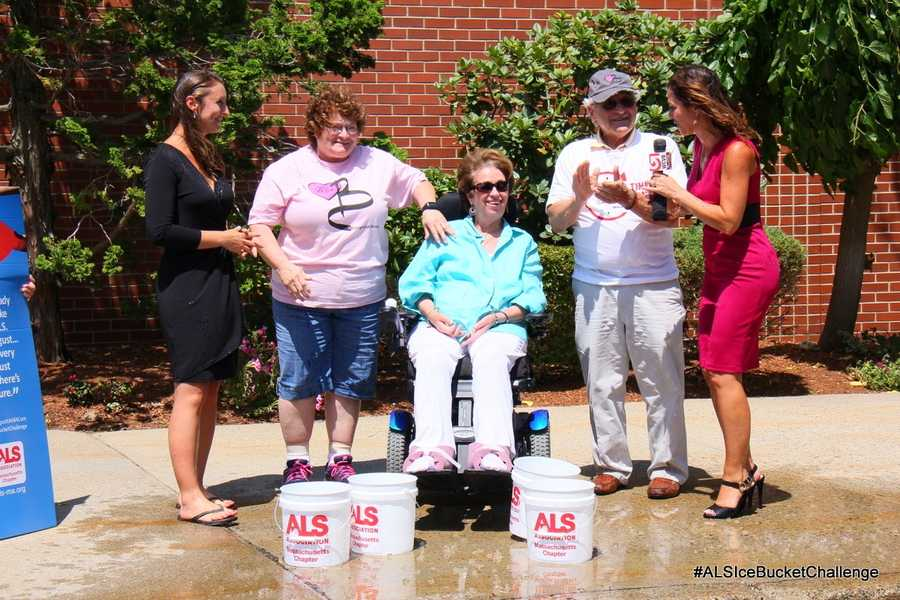 Click here for more information about the #ALSIceBucketChallenge and how to donate