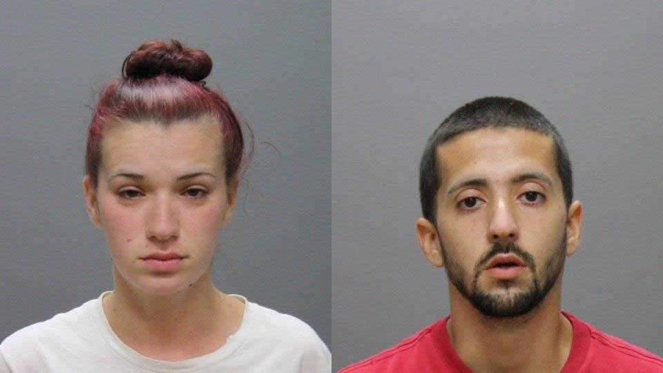 Jeffrey R. Silva, 30, last known address of 23 Homer St., New Bedford, and Lynette Marie Slocomb, 27, 25 Blinns Court, Taunton, were charged with reckless endangerment of a child.