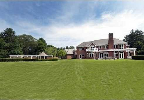 Rare combination of land, location, and a beautiful Estate size home in a true neighborhood setting.