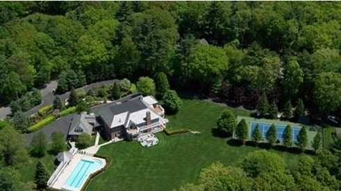 70 Black Oak Road is on the market in Weston for $7.49 million.