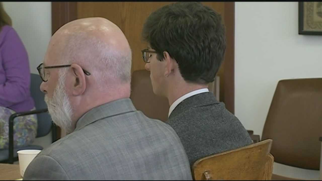 Third day of testimony in the trial of Owen Labrie