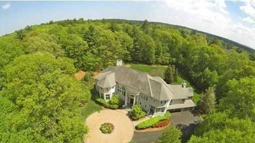 18 Wildflower Lane is on the market in Weston for $4.6 million.