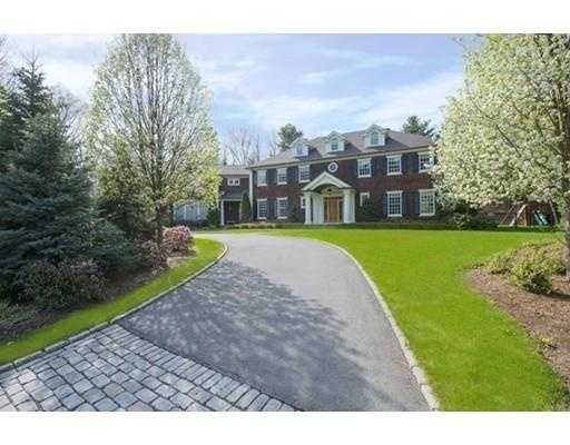 63 Country Drive is on the market in Weston for $4.5 million.