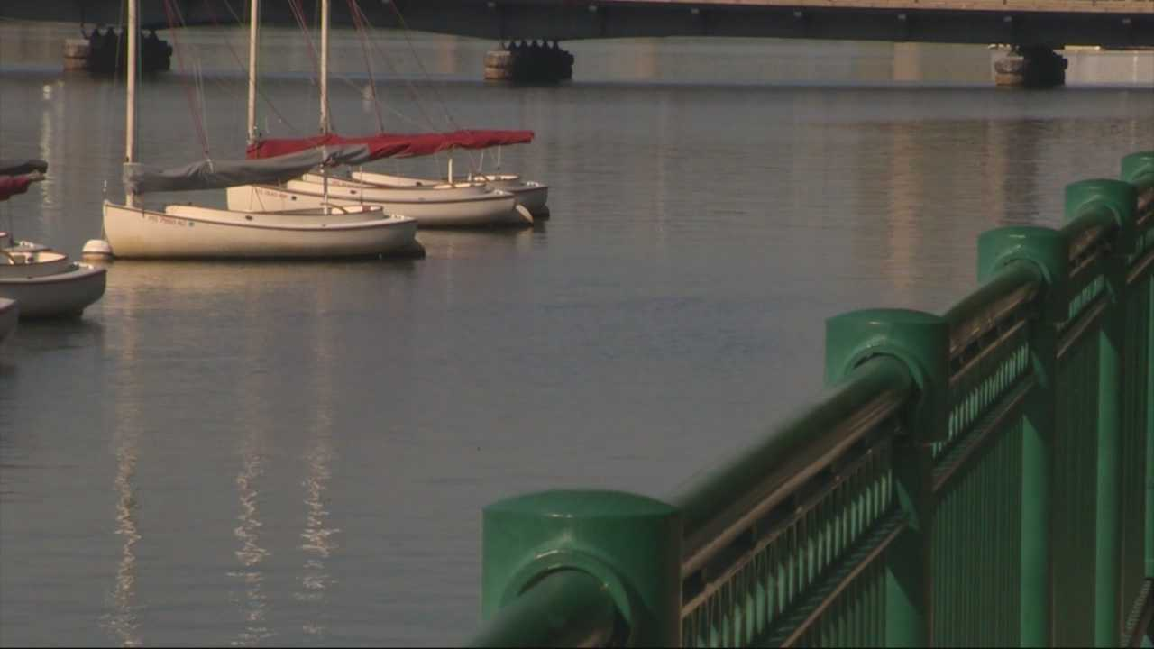 Harpoon using water from Charles River to make beer