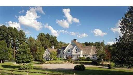 35 Miles River Road is on the market in Hamilton for $2.8 million.