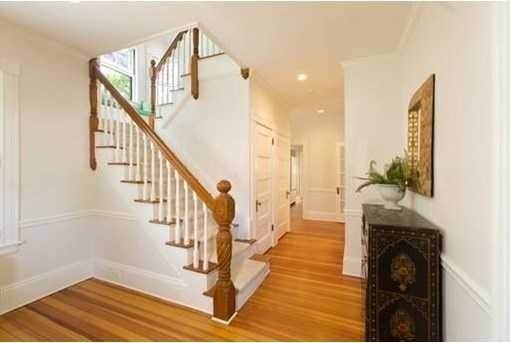 Blt in 1906 thoughtfully expanded and renovated with a designer's eye including classic millwork, period built-ins, custom kitchen & pantry w/ granite counters and glass front cabinets.