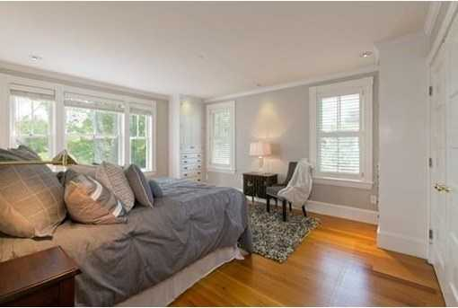 On the 2nd floor a dazzling renovated light-filled master suite with marble bath and superb closet space and 3 additional charm-filled bedrooms plus Read more office.