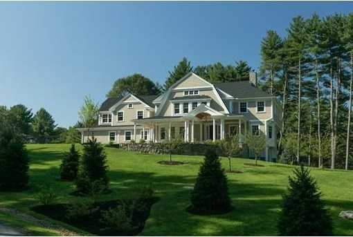 150 Barnes Hill Road is on the market in Concord for $2.99 million.