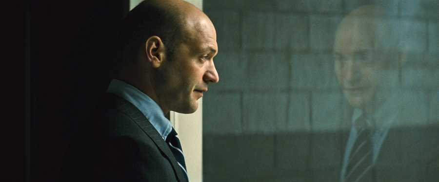 "COREY STOLL as Fred Wyshak in the drama ""BLACK MASS,"" a presentation of Warner Bros. Pictures in association with Cross Creek Pictures and RatPac-Dune Entertainment, released by Warner Bros. Pictures."