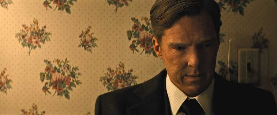 "BENEDICT CUMBERBATCH as Billy Bulger in the drama ""BLACK MASS,"" a presentation of Warner Bros. Pictures in association with Cross Creek Pictures and RatPac-Dune Entertainment, released by Warner Bros. Pictures."