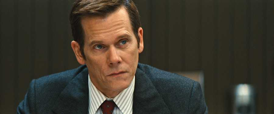 "KEVIN BACON as FBI Agent Charles McGuire in the drama ""BLACK MASS,"" a presentation of Warner Bros. Pictures in association with Cross Creek Pictures and RatPac-Dune Entertainment, released by Warner Bros. Pictures."