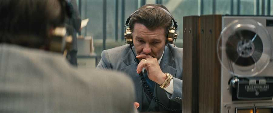"JOEL EDGERTON as John Connolly in the drama ""BLACK MASS,"" a presentation of Warner Bros. Pictures in association with Cross Creek Pictures and RatPac-Dune Entertainment, released by Warner Bros. Pictures."