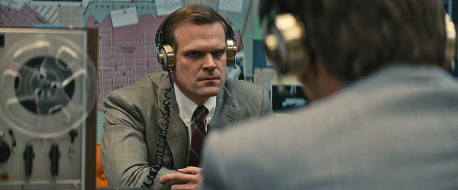 "DAVID HARBOUR as John Morris in the drama ""BLACK MASS,"" a presentation of Warner Bros. Pictures in association with Cross Creek Pictures and RatPac-Dune Entertainment, released by Warner Bros. Pictures."