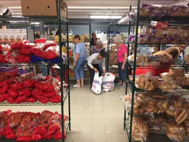 Lynn City Mission Food Pantry