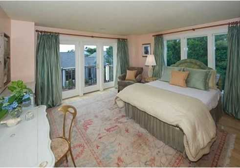The three additional bedrooms all boast ocean and golf course views.