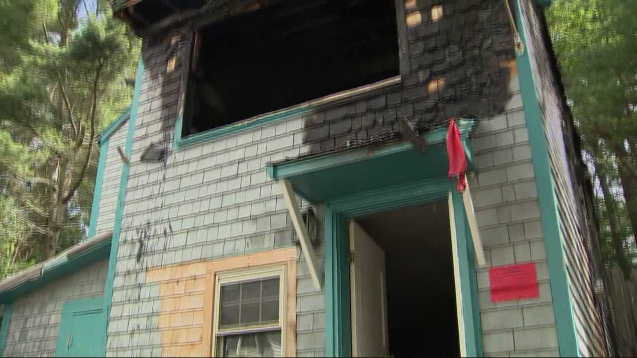A 65-year-old man was killed in a house fire at 12 Wyoming Street that authorities have deemed accidental.