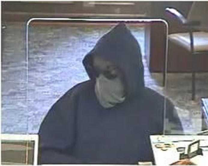 """The FBI is offering a $10,000 reward for information leading to the arrest of a bank robber dubbed the """"Incognito Bandit."""""""
