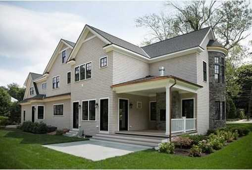 Fabulous lower level w/ home Read more theatre, exercise room, playroom & full bath.