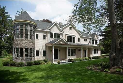 35 Temple St. is on the market in Newton for $3.2 million.