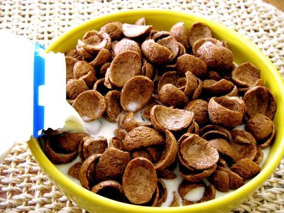 1.) Healthy cereals