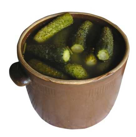 2.) Sweet Pickles