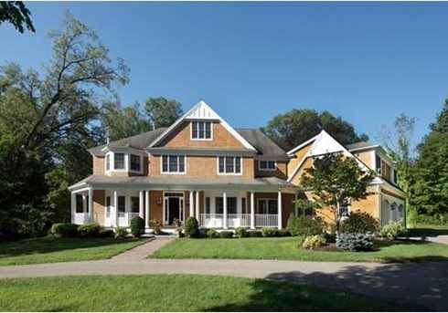 7 Lingley Lane is on the market in Wayland for $2.3 million.