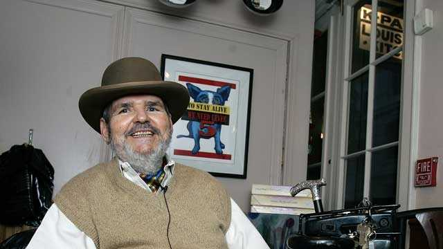 Paul Prudhomme was the Cajun who popularized spicy Louisiana cuisine and became one of the first American restaurant chefs to achieve worldwide fame.  Prudhomme became prominent after opening K-Paul's Louisiana Kitchen, a French Quarter diner that served the meals of his childhood - gumbo, etouffee and jambalaya - that were virtually unknown outside Louisiana.  (July 13, 1940 – October 8, 2015)