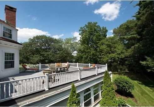 Additional features include a large second floor Read more deck, a media room and nine fireplaces.