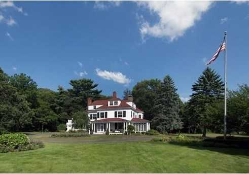 1015 Brook Road is on the market in Milton for $2.5 million.