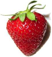 Strawberries contain malic acid which acts as a natural astringent to remove discoloration from the service of your teeth.