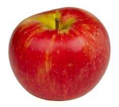 The high water content in apples increases saliva productions which helps get rid of the bacteria that lead to plaque.