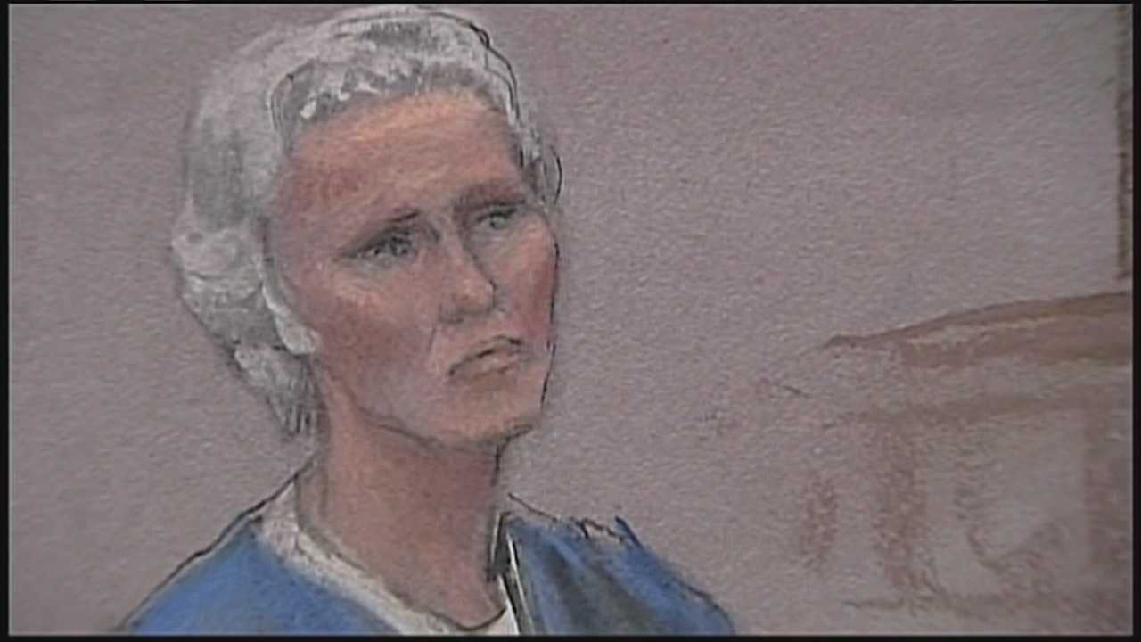 Catherine Greig is set to be arraigned on Monday and is expected to plead not guilty to contempt charges.