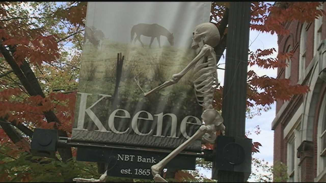 One year after the Keene riots, business owners notice less money coming into town without the festival.