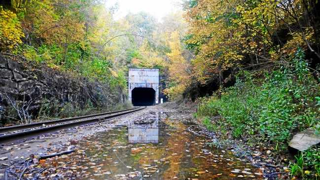 Amtrak's Autumn Express will host two sightseeing trips passing through the historic Hoosac Tunnel later this month.
