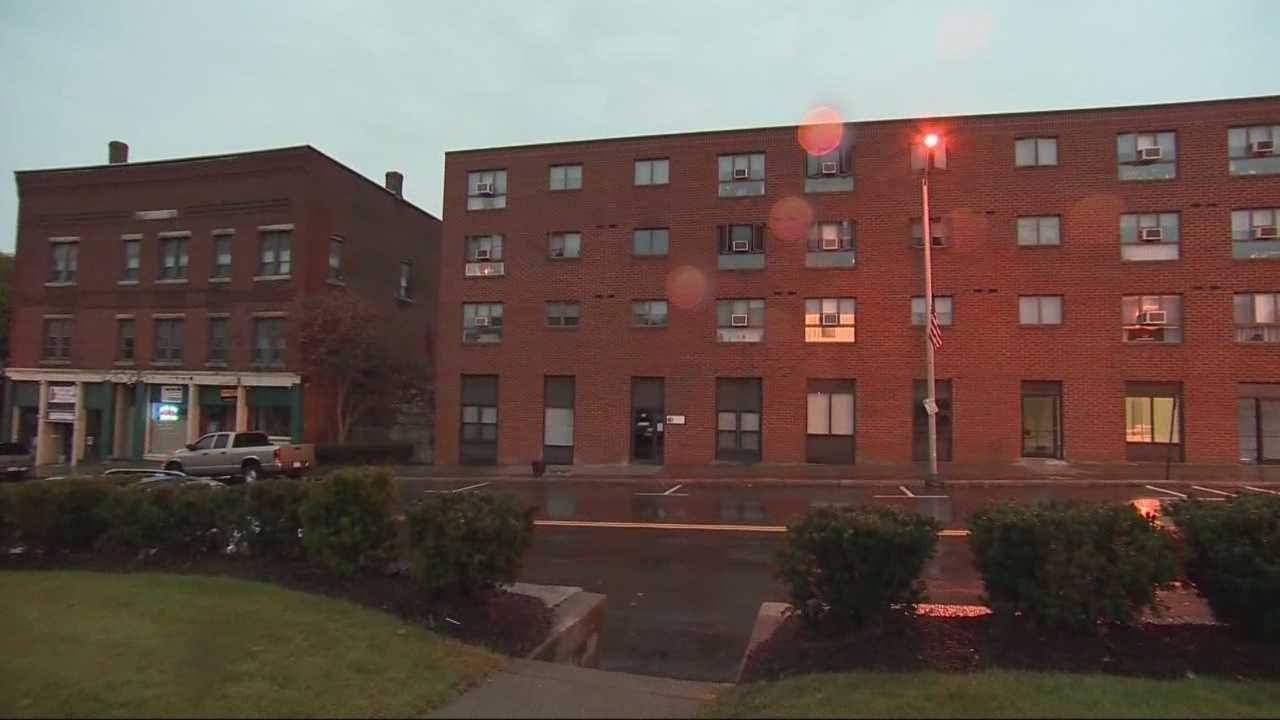 One person died Saturday night in a fire at a Millbury Housing Authority apartment building.