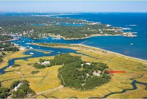 20 Wood Island Road is on the market in Scituate for $4.9 million.