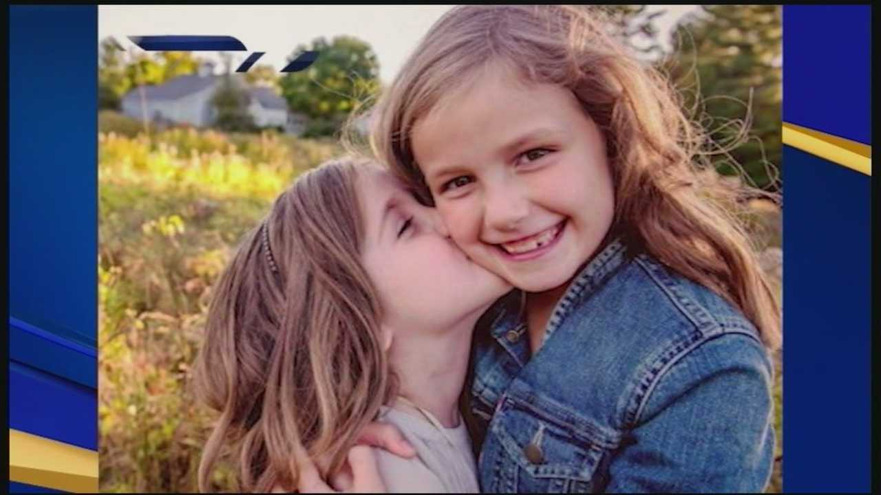 People in Hooksett are coming together to support and raise money for the family of Ady Lavallee as she battles Leukemia.
