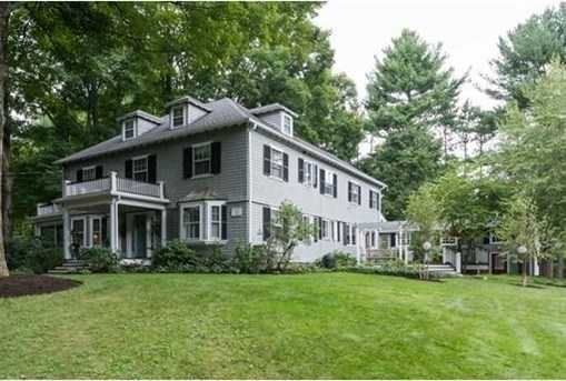 This exceptional estate property combines understated elegance with an unrivaled parcel of land.