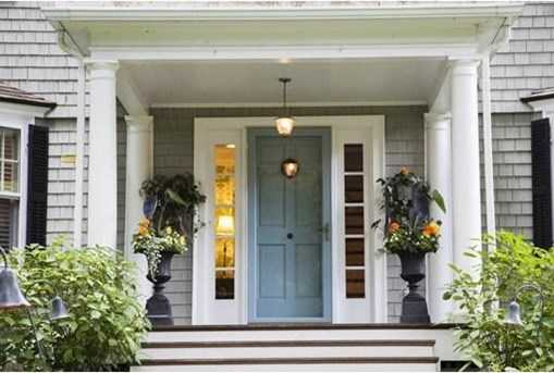 Meticulously maintained, the home is warm and welcoming.