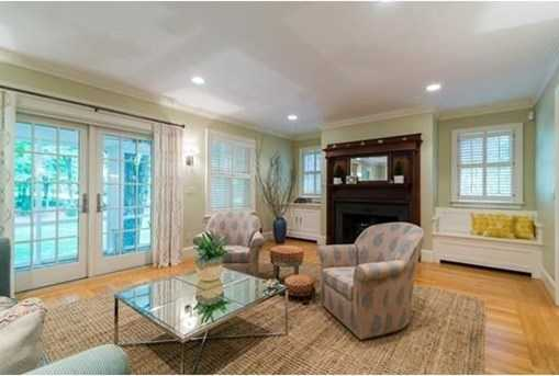 Beautifully proportioned formal rooms with classic architectural detail are ideal for everyday living and entertaining.