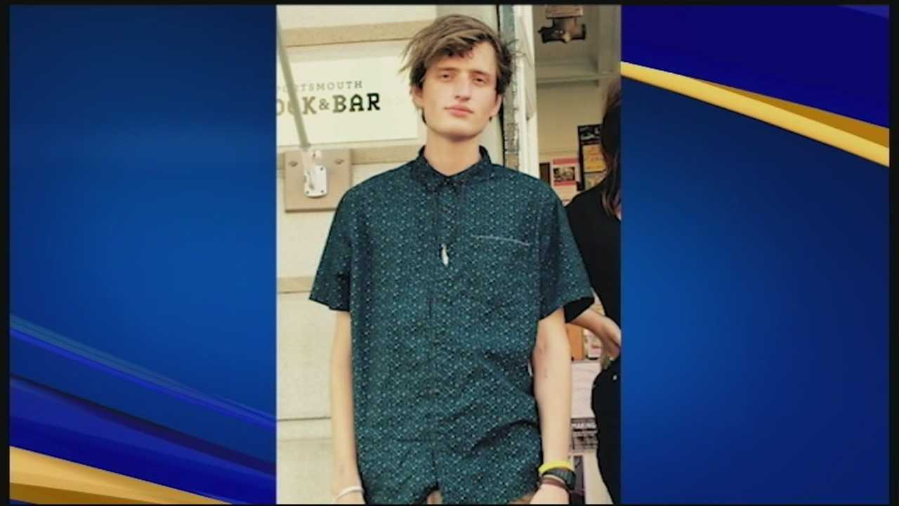 Authorities have called off their search efforts for 23-year-old Jake Nawn, but family and friends are still looking for the missing Plymouth State University student.