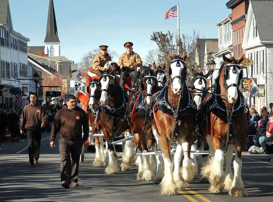 The Plymouth Thanksgiving Day Parade brings to life America's rich heritage by representing each century from the 17th through the 21st.