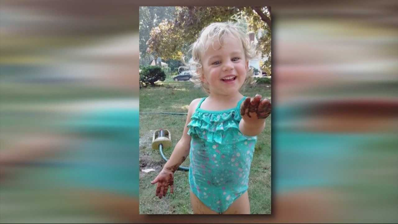Abigail Hanna, the former baby sitter of  2-year-old Lyndon Albers who was abducted from her Hamilton home has been charged with kidnapping, police said Saturday.