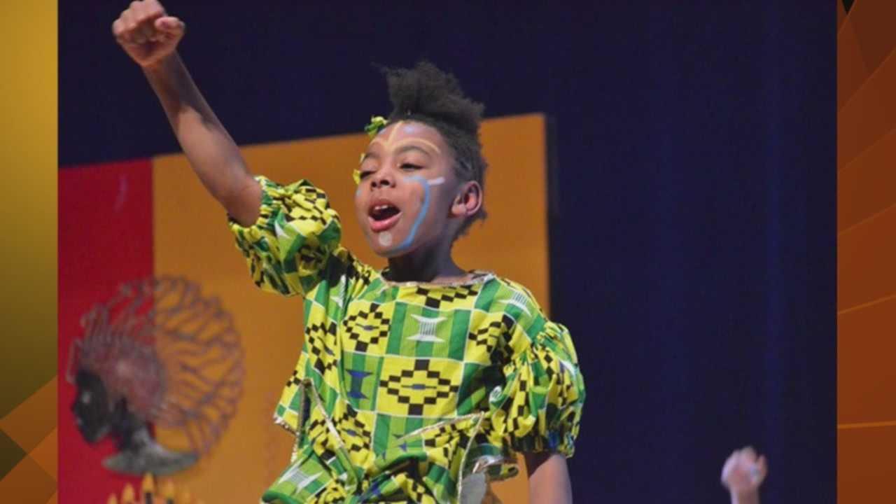 OrigiNation's Kwanzaa children's tale Tafuta!