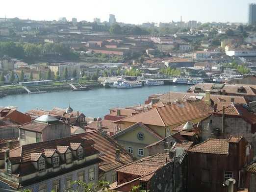 3.) Porto, Portugal
