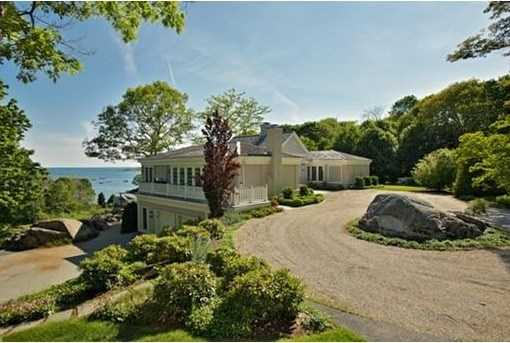 31 Harbor St. is on the market in Manchester by the Sea for $3.6M.