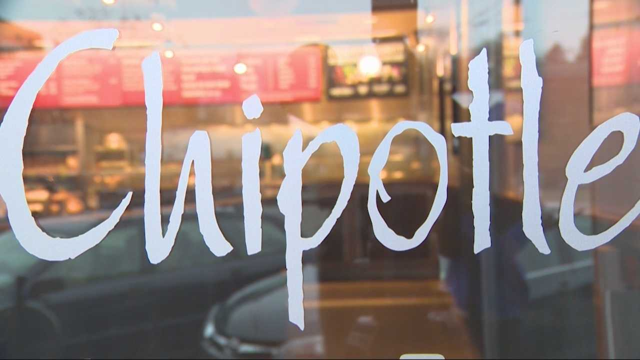 Back open and ready for business, the Cleveland Circle Chipotle reopens after passing a health inspection.