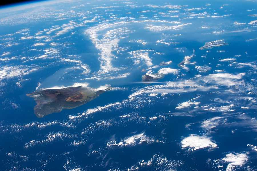 Volcanoes, Vog, and Vortices, Hawaii. Expedition 42: 8 February, 2015.