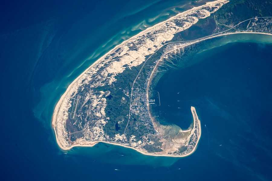 Shaping Cape Cod, Massachusetts. Expedition 44: 13 June, 2015.