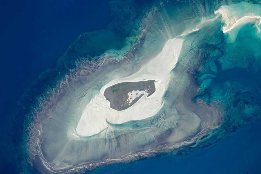 Adele Island, northwest Australia. Expedition 44: 11 June 2015.